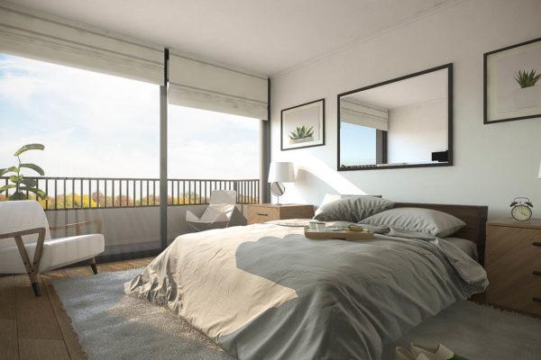 casa inteligente domótica chile - Real Smart Garcia Pica Dorm
