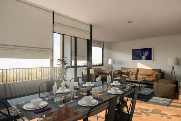 casa inteligente domótica chile - Real Smart Garcia Pica Living