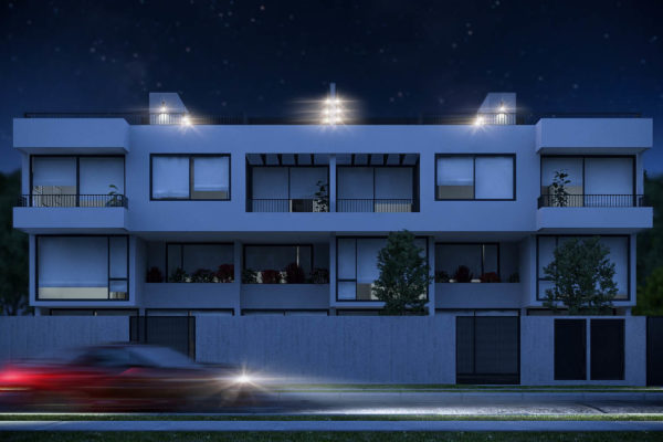 casa inteligente domótica chile - Real Smart Garcia Pica Noche