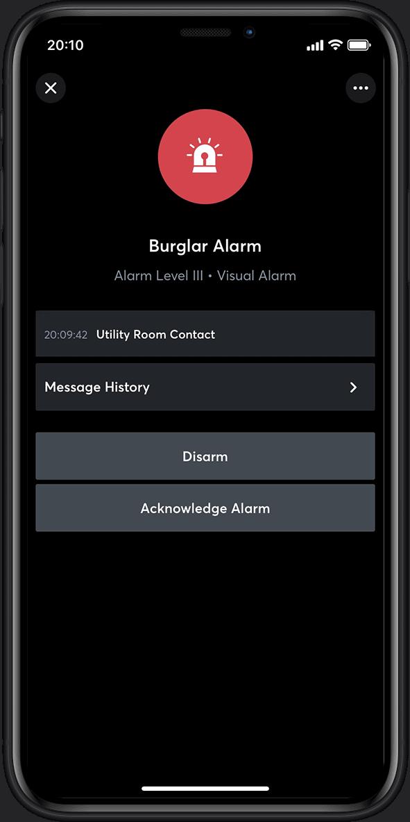 Alarma casa Inteligente
